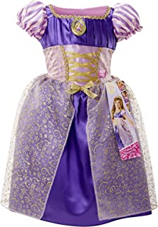"""Disney Princess Rapunzel Dress Costume, Sing & Shimmer Musical Sparkling Dress, Sing-A-Long To """"I See The Light"""" Perfect f..."""