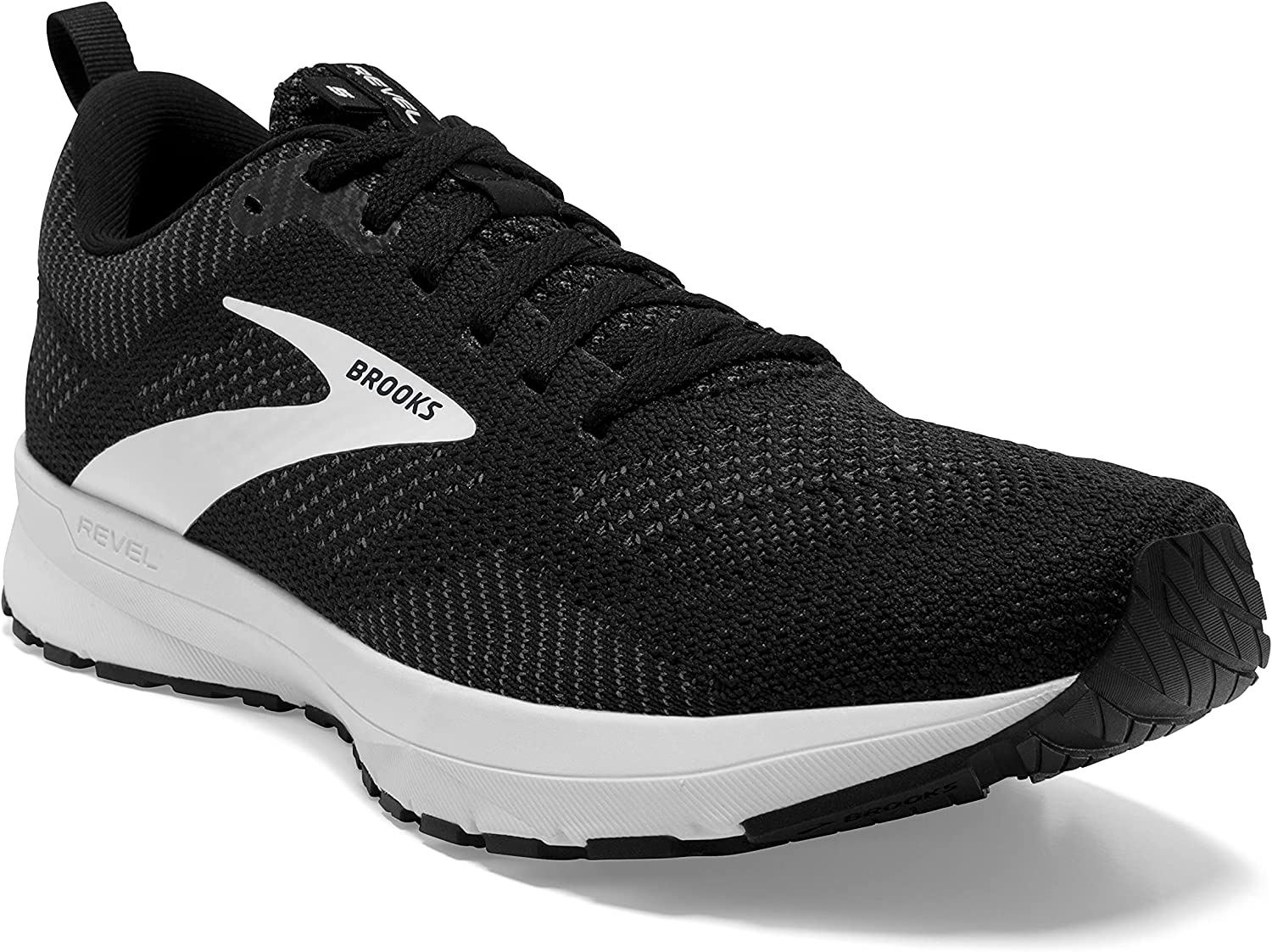 NEW before selling ☆ Outlet ☆ Free Shipping Brooks Revel 5 Men's Shoe Neutral Running