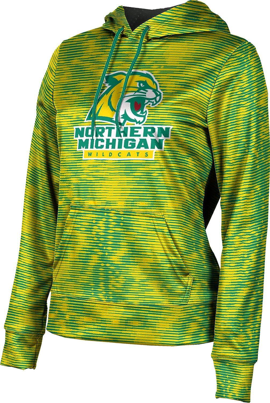 ProSphere Northern Michigan University Girls' Pullover Hoodie, School Spirit Sweatshirt (Velocity)