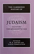 The Cambridge History of Judaism, Vol. 2: The Hellenistic Age