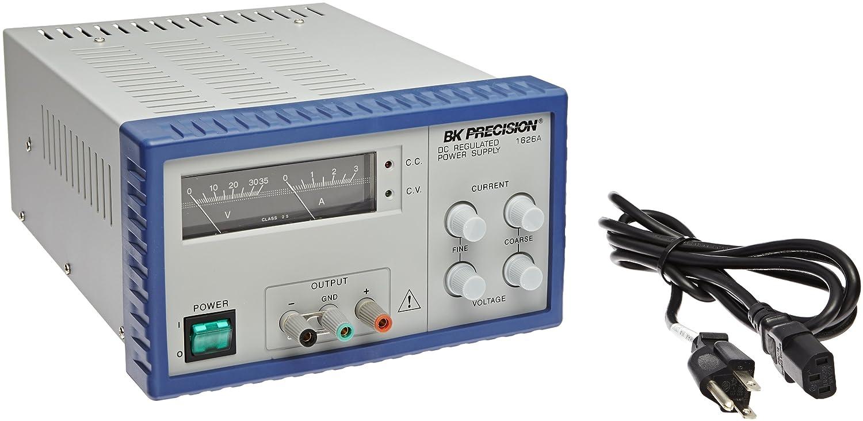 B/&K Precision 1626A Single Output DC Power Supplies 30V 3A Analog Display