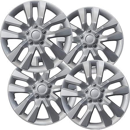 Rhino Automotive/© 16 Rapide Car Wheel Trims Cover Hub Caps X4 RW1543
