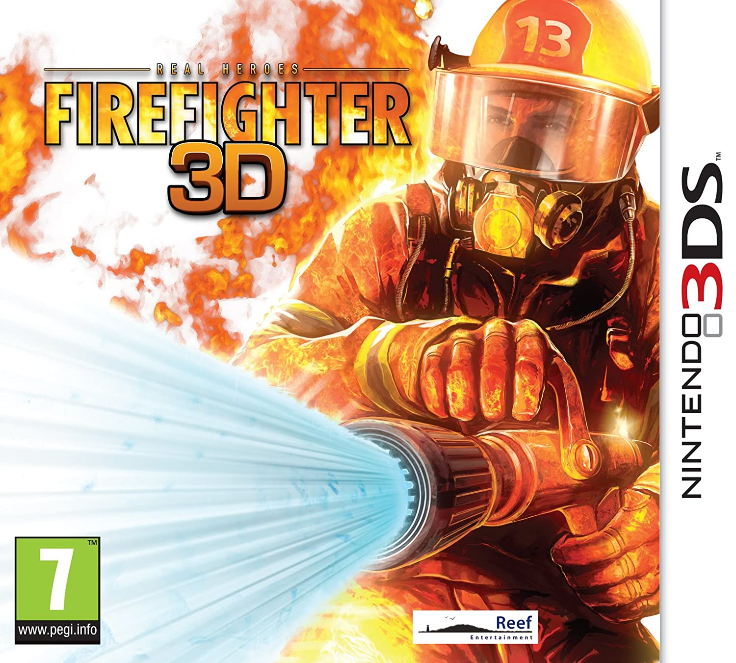 Real Heroes: Firefighter Manufacturer OFFicial shop 3D 3DS Max 46% OFF