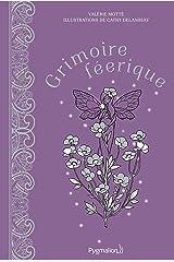 Grimoire féerique Format Kindle