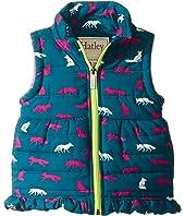 Hatley Kids - Winter Fox Microfibre Fleece Lined Vest (Toddler/Little Kids/Big Kids)