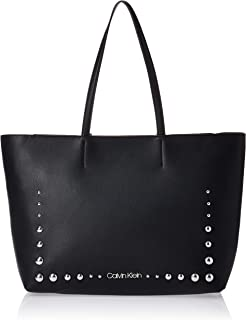 Calvin Klein Must PSP Med Shopper ST Bag, Black