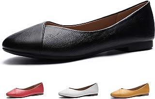 CINAK Flats Shoes Women Comfort Lightweight Slip-on Soft...