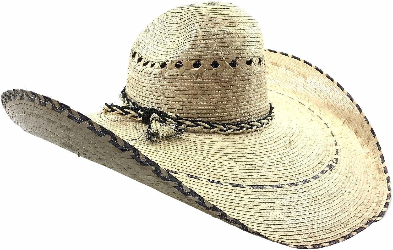 Western service Peak Milani Guacho Large Straw Hat Ranch Japan's largest assortment 20