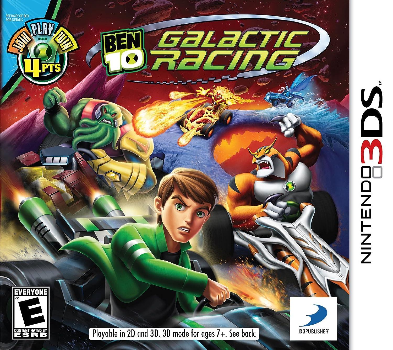 Ben 10 Galactic Limited price sale Racing - Nintendo 3DS El Paso Mall