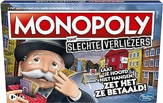 Hasbro Monopoly Slechte Verliezers Bordspel