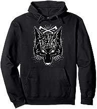 ROCKSTAR We are Freaks - Weird Fox - Black & White - Horror Pullover Hoodie