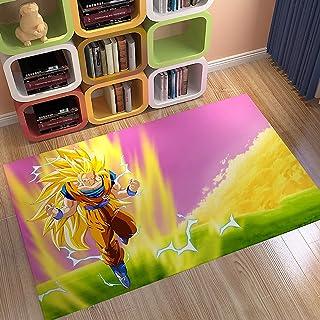 GOOCO Tapis De Salon 3D Imprimer Tapis Anime Tapis Tapis Extérieur Enfants Chambre Tapis Cartoon Tapis De Sol Salon Planch...