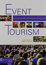 Event Tourism Concepts, International Case Studies, and Research