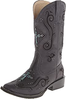 Women's Crossed Out Western Boot