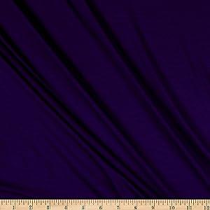 Fabric Merchants Splendid Apparel Tencel Spandex Jersey Knit Cobalt Fabric