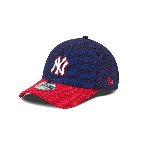 0052a4f21e777 New Era MLB Unisex MLB 2015 July 4th Stars and Stripes 39thirty Stretch Fit  Cap