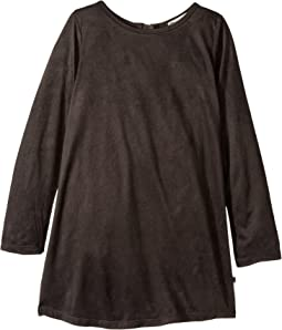 Appaman Kids - Ultra Soft Faux Suede Willow Dress (Toddler/Little Kids/Big Kids)