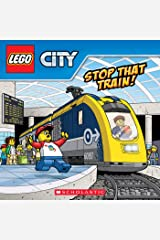 Stop That Train! (LEGO City: Storybook) Kindle Edition