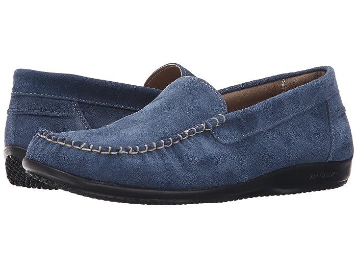 Arcopedico  Alice (Navy Suede) Womens  Shoes