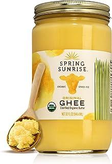 Ghee Organic Grass Fed - Ghee Oil Butter - Organic Ghee - Ghee Butter - Grass Fed Ghee - Organic Butter - Grass Fed Butter...