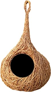 LIVEONCE Bird Nest Purely Handmade with Strong-Natural Color