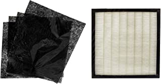 Oreck Airvantage HEPA and Carbon Replacement Filters, 1-Year Supply | WK01234QPC
