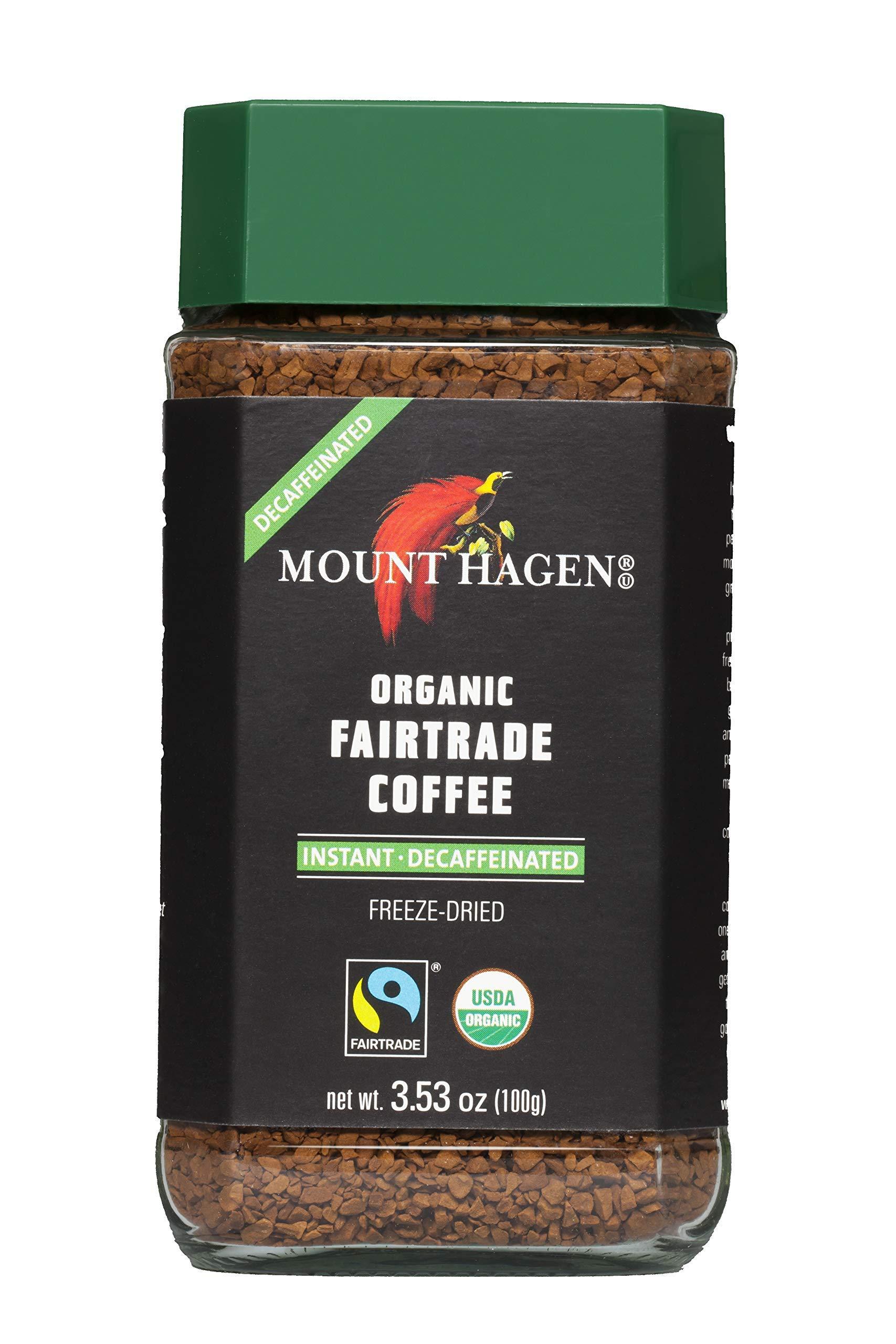 Mount Hagen Organicc Instant Coffee