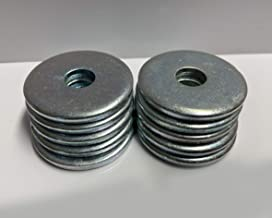 Cloth Weights Pattern Weights Dressmaking Sewing Weights 50mm Diameter x 5mm Thick 12mm Internal Hole x 10pack