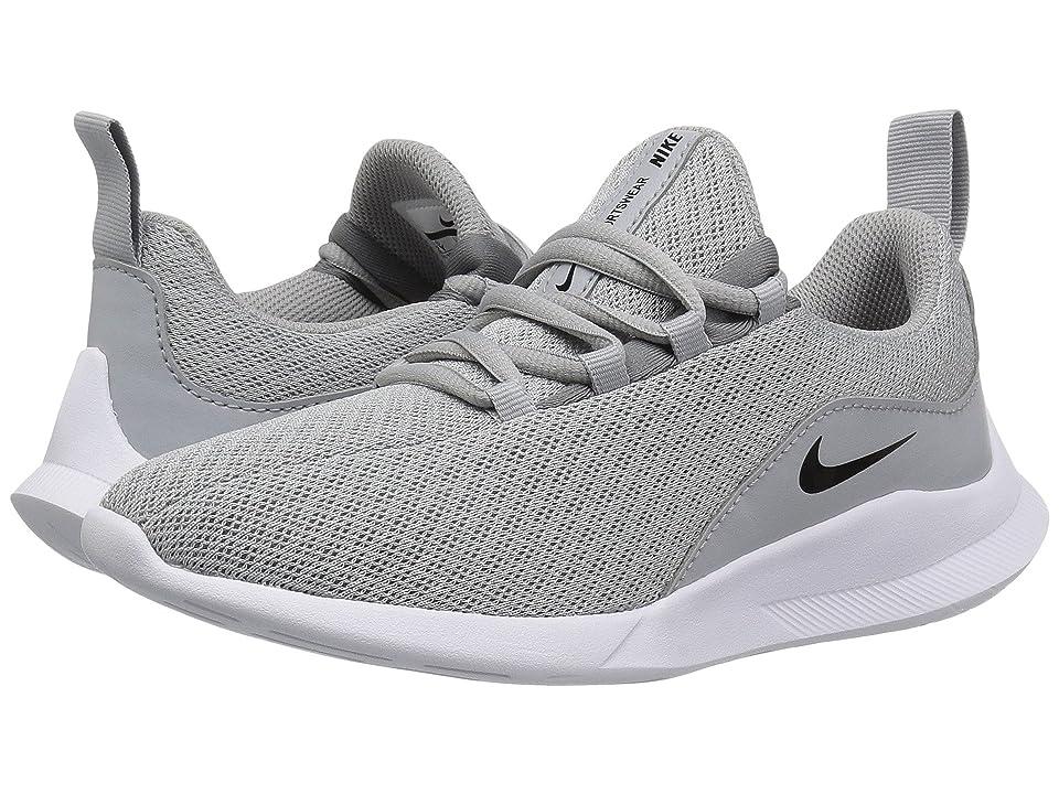 Nike Kids Viale (Little Kid) (Wolf Grey/Black/Cool Grey/White) Boys Shoes