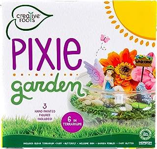Creative Roots Pixie Terrarium Garden by Horizon Group USA