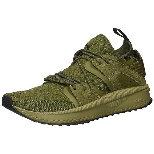 online retailer 678bd 40372 Green PUMA Shoes: Amazon.com