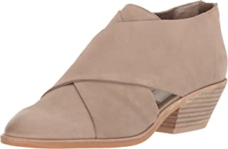 Dolce Vita Women's LOIDA Ankle Boot, sand nubuck, 7.5 M US