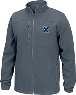 J America NCAA Men's Quest Brushed Poly Jacket