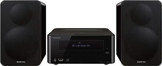 Onkyo CS-265(B) CD Hi-Fi Mini System with Bluetooth (Renewed)