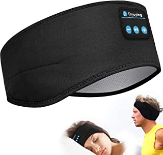 Lavince Sleep Headphones Bluetooth Sports Headband, Wireless Sports Headband Headphones with Ultra-Thin HD Stereo Speakers...