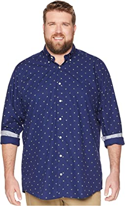 Big & Tall Wear to Work Print