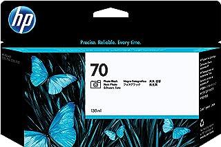 Best HP 70 Photo Black 130-ml Genuine Ink Cartridge (C9449A) for DesignJet Z5400, Z5200, Z3200, Z3100 & Z2100 Large Format Printers Review