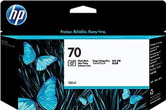 Best HP 70 Photo Black 130-ml Genuine Ink Cartridge (C9449A) for DesignJet Z5400, Z5200, Z3200, Z3100 & Z2100 Large Format Printers Reviews