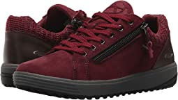 Dark Winter Red Suede NW