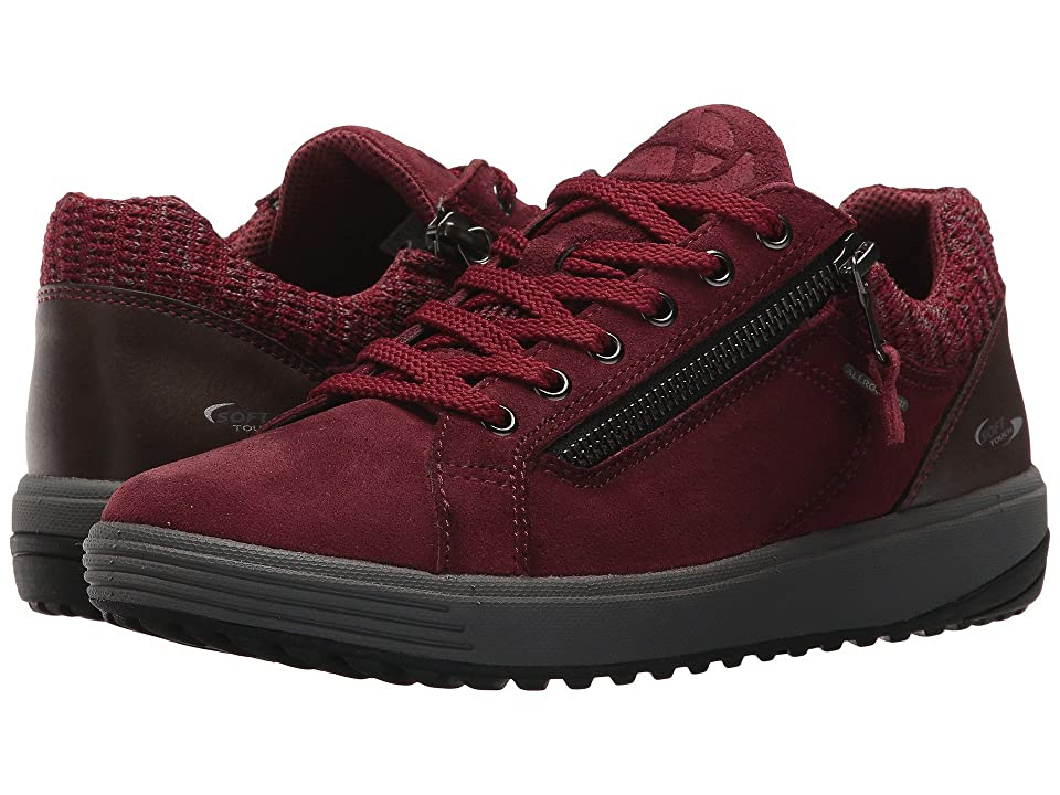 Allrounder by Mephisto Madrigal (Dark Winter Red Suede NW) Women