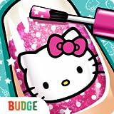 color b nail polish - Hello Kitty Nail Salon