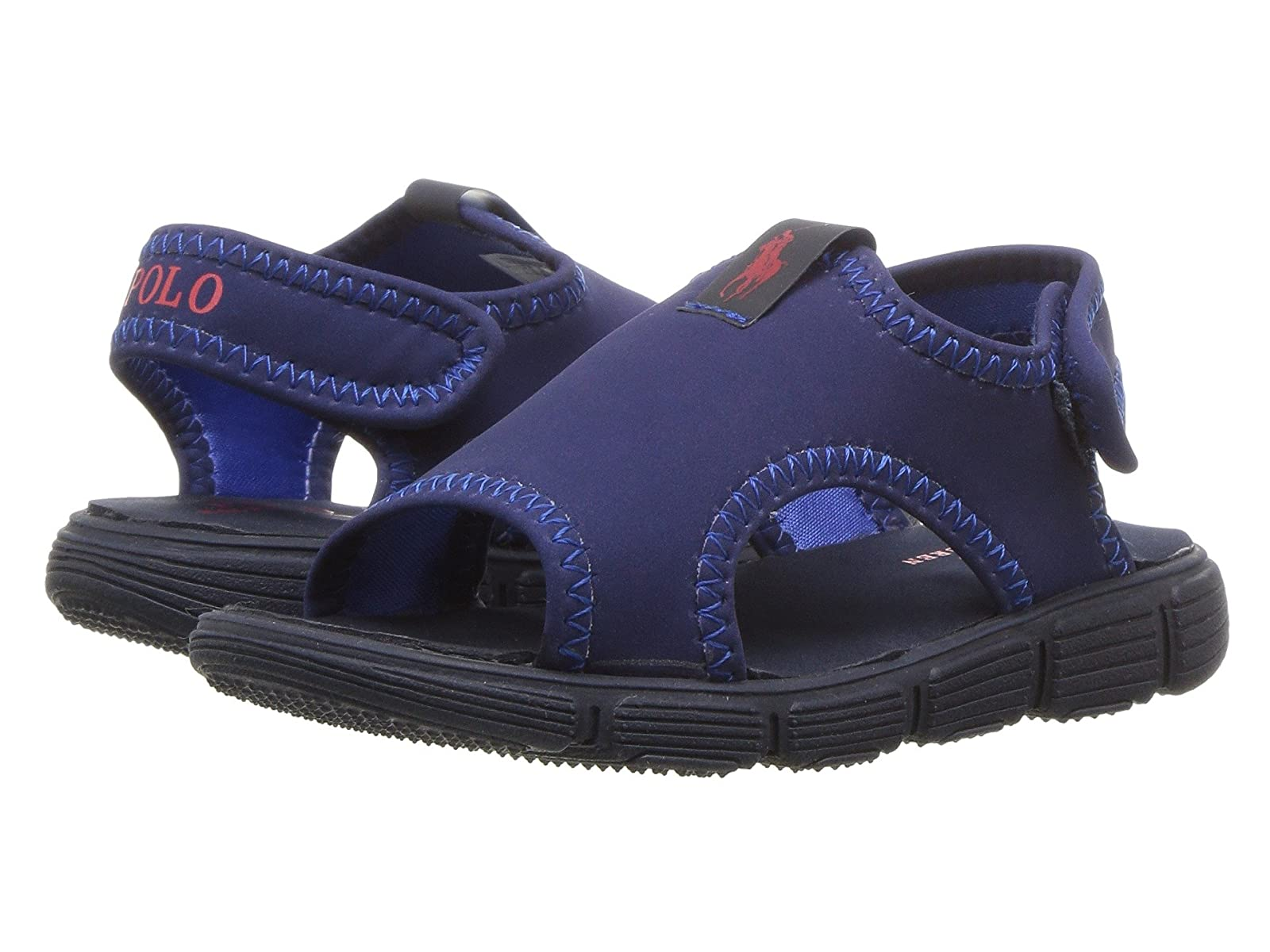 Polo Ralph Lauren Kids Kanyon (Toddler)Atmospheric grades have affordable shoes