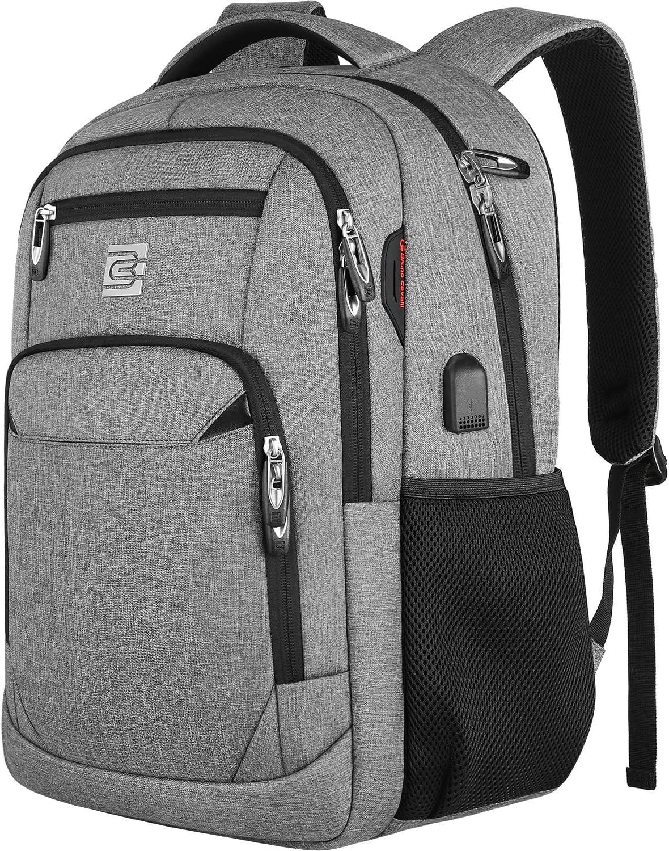17 Inch Laptop Backpack Business shop Theft Slim Durable Anti Alternative dealer