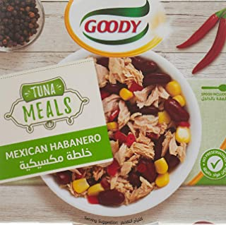 Goody Tuna Salad Meals Mexican Habanero, 153 g - Pack of 1
