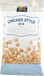365 Everyday Value, Popcorn Cheese Caramel Mix, 7.5 Ounce