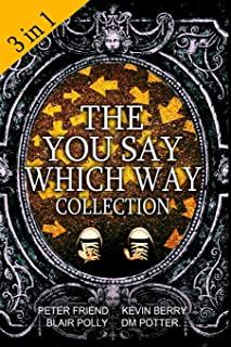 The You Say Which Way Collection: Dungeon of Doom, Secrets of the Singing Cave, Movie Mystery Madness