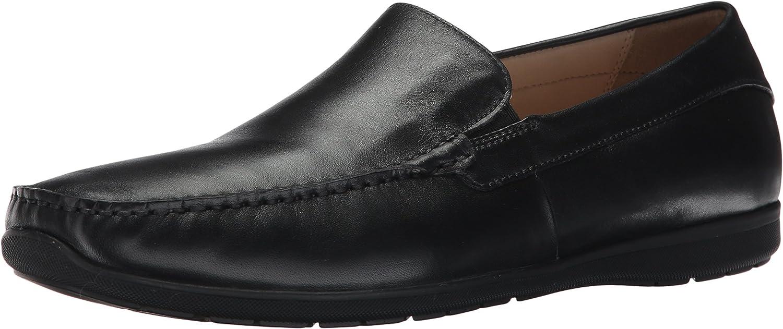Ecco Men's Ecco Men's Dallas Moc Slip on Loafer Slip-On Loafers