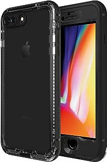LifeProof NÜÜD SERIES Waterproof Case for iPhone 8 Plus (ONLY) - Retail Packaging - BLACK