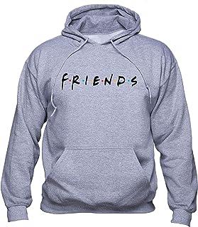 47dda037d8ec Amazon.es: friends serie - XL / Sudaderas con capucha / Otras marcas ...