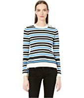 Sonia Rykiel - Blue Rykiel Stripes Sweater